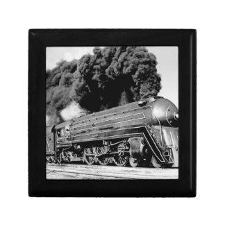 20th Century Limited Train Highball It! Vintage Trinket Box