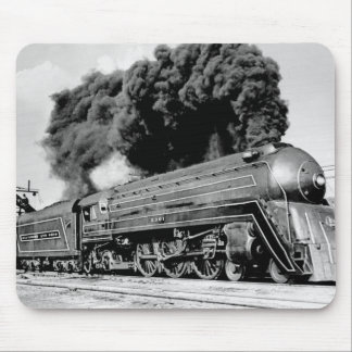 20th Century Limited Train Highball It! Vintage Mouse Mat