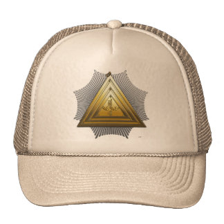 20th Degree: Master of the Symbolic Lodge Cap