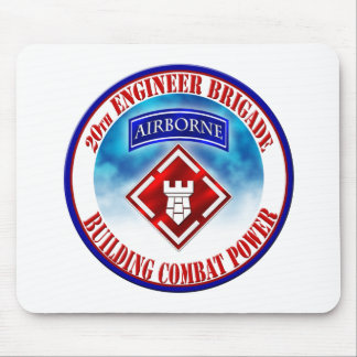20th Engineer Brigade 002 Mouse Pads