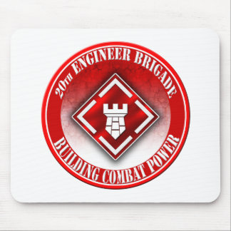 20th Engineer Brigade 004 Mouse Pads