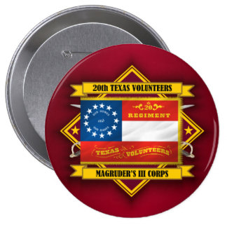 20th Texas Infantry (v5) Buttons
