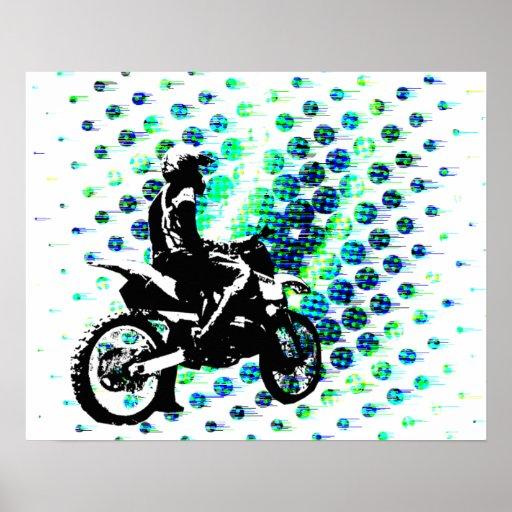 20x16 Ripple Poster Semi- Gloss
