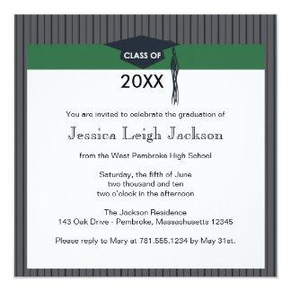 20xx Graduation Invitation - Personalize