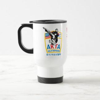 210-1 AKTA Insignia Travel Cup Stainless Steel Travel Mug