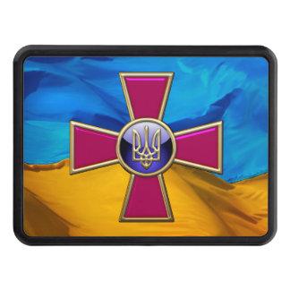 210 Ukrainian Armed Forces Emblem Hitch Covers