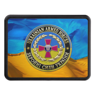 210 Ukrainian Armed Forces Special Edition Hitch Covers