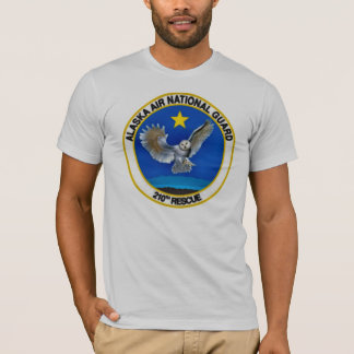 210th Rescue - Alaska Air National Guard T-Shirt