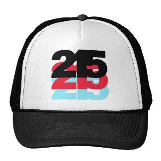 215 Area Code Cap