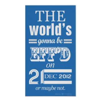 21.12.2012 POSTER