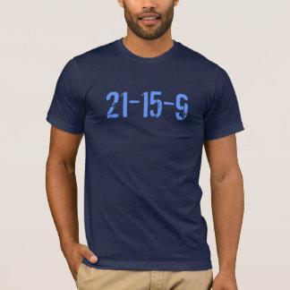 21-15-9 T-Shirt