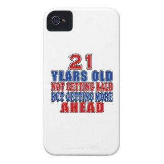 21 Ahead Birthday Designs iPhone 4 Case