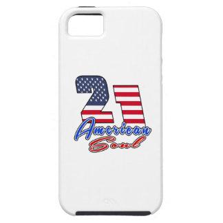 21 American Soul Birthday Designs iPhone 5 Case