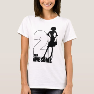 21 and Awesome T-Shirt