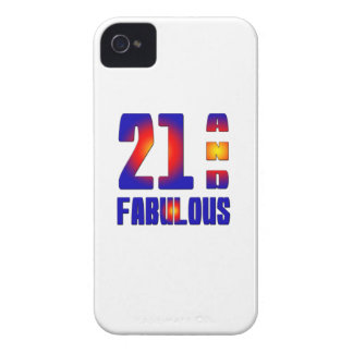 21 And Fabulous iPhone 4 Case-Mate Cases