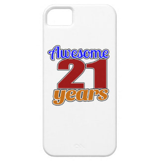 21 Awesome Birthday Barely There iPhone 5 Case