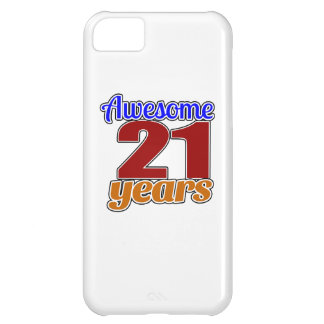 21 Awesome Birthday iPhone 5C Case