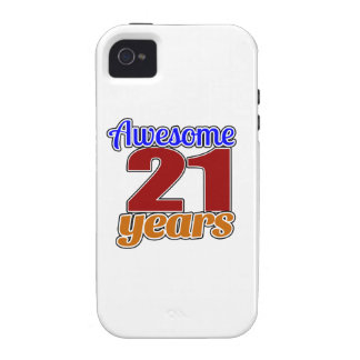 21 Awesome Birthday iPhone 4 Case
