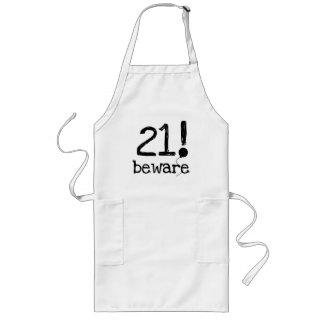 21 Beware Long Apron