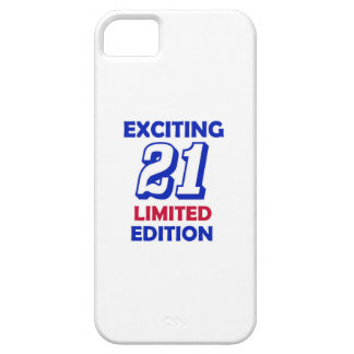 21 birthday design case for the iPhone 5