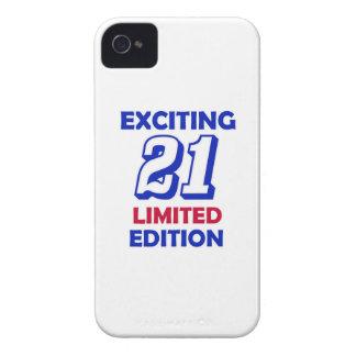 21 birthday design iPhone 4 Case-Mate case