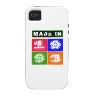 21 Birthday Designs iPhone 4 Cover