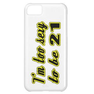 21 birthday designs iPhone 5C cases