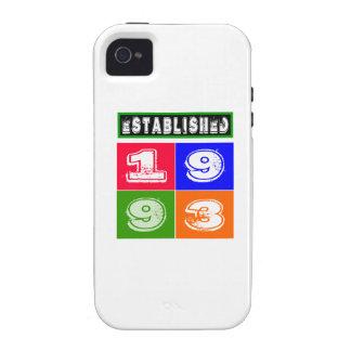 21 Birthday Designs Case-Mate iPhone 4 Case