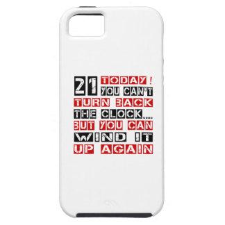 21 Birthday Designs Tough iPhone 5 Case