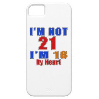 21 Birthday Designs Case For The iPhone 5