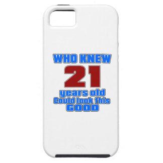 21 birthday designs iPhone 5 case
