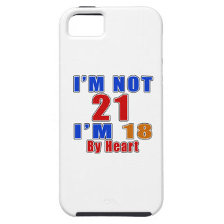 21 Birthday Designs iPhone 5 Case