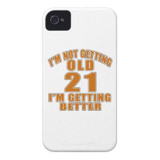 21 I Am Getting Better Case-Mate iPhone 4 Case