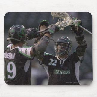 21 Jun 2001:  Terry Riordan #19  Long Mouse Pad