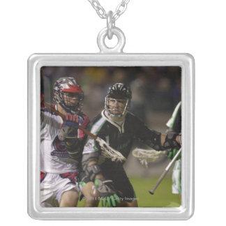 21 Jun 2001:  Tucker Radebaugh #17  Boston Silver Plated Necklace