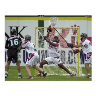 21 Jun 2001:  Vinnie Sombrotto #16  Long Postcard