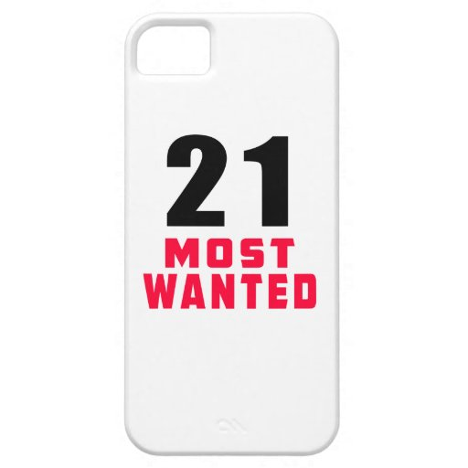 21 Most Wanted Funny Birthday Design iPhone 5/5S Case