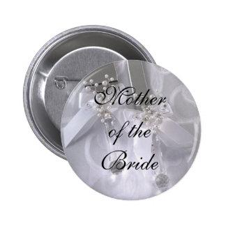 21, Motherof theBride 6 Cm Round Badge