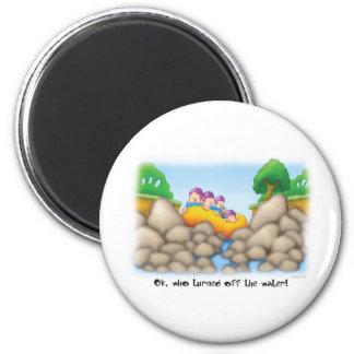 21_no_water 6 cm round magnet