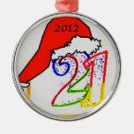 21 ornament
