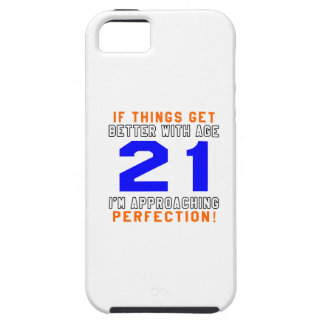 21 Perfection Birthday Designs iPhone 5 Cover