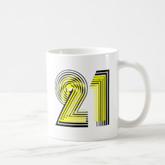 21st Birthday Coffee Mug