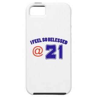 21st Birthday Design iPhone 5 Cases