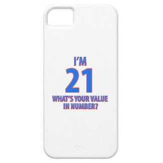 21st birthday designs iPhone 5 cases