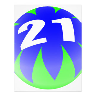 21st Birthday Flyer
