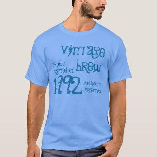 21st Birthday Gift 1992 Vintage Brew For Him V01 T-Shirt