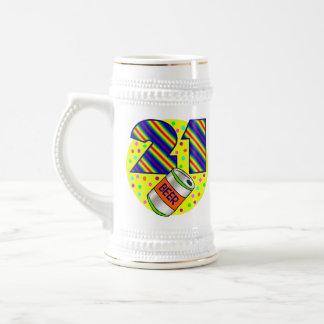 21st Birthday Gift Coffee Mug