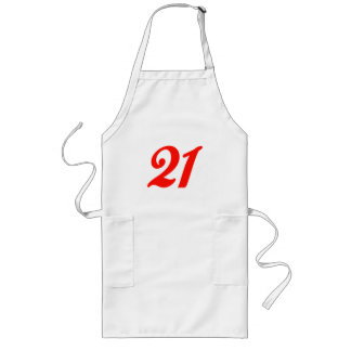 21st Birthday Gifts Aprons