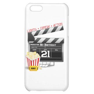 21st Birthday Movie Party iPhone 5C Case