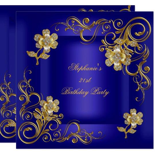 Girls 21st Birthday Cards & Invitations